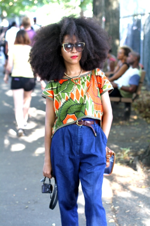 Afropunk Fest Street Style Redux Superselected Black