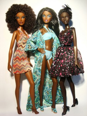 Tumblr Love. Dolls of Color.