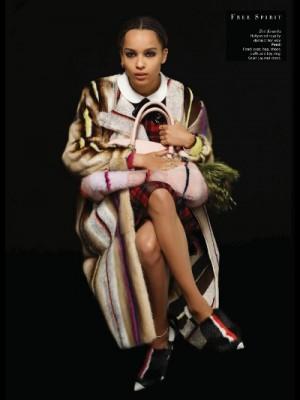 Editorials.  Karl Lagerfeld.  Harper's BAZAAR.