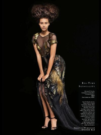 Karl Lagerfeld Photography, Harper's Bazaar