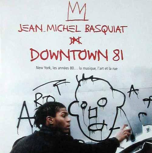 basquiat downtown 81