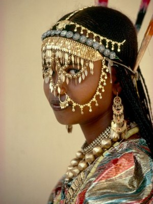 World Travels.  African Marriage.