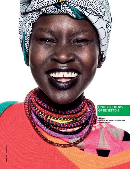 Alek Wek, Black Fashion Models