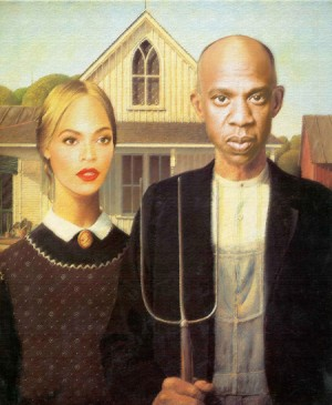 Tumblr Love. The Carter Family Portraits.