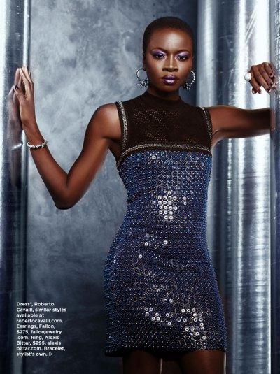 Editorials Danai Gurira Essence Magazine Superselected Black Fashion Magazine Black