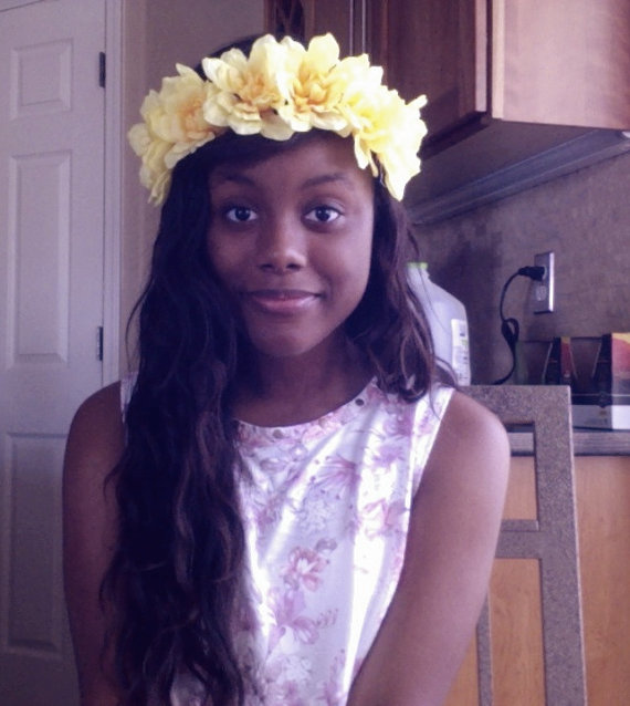 Flower Crowns, Etsy