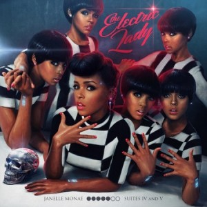 Listen to This.  Janelle Monae. Electric Lady. Entire Album.