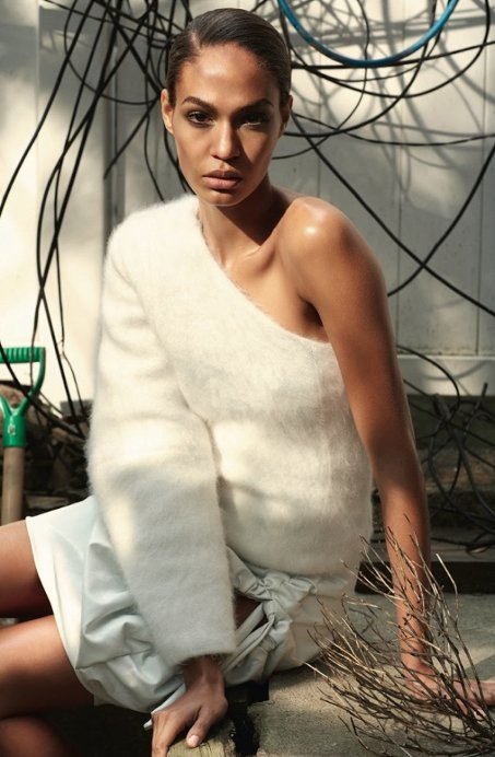 Joan Smalls, Roe Ethridge, Black Fashion Models, Another Magazine
