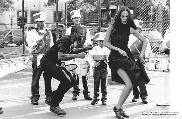 Joan Smalls, Matt Jones, I-D Magazine, Black Fashion Models