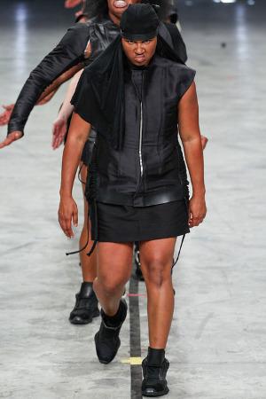 Rick Owens Fashion Diversity