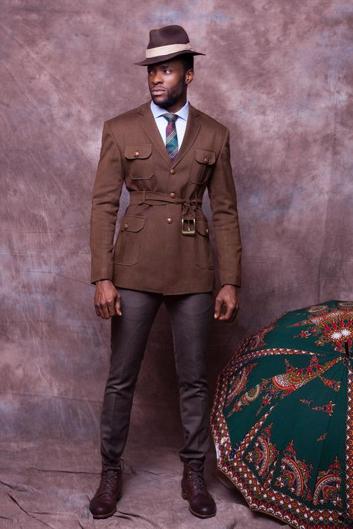 Lookbooks. The Sharp Dressed Men of McMeka Menswear.