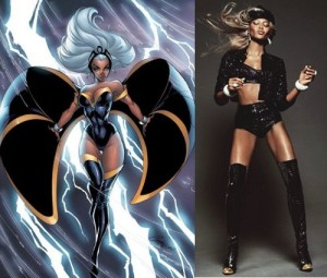10 Black Female Superheroes and The Actresses We'd Love To See Play Them