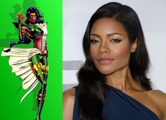 Timeslip, Naomie Harris, Black Female Superheroes