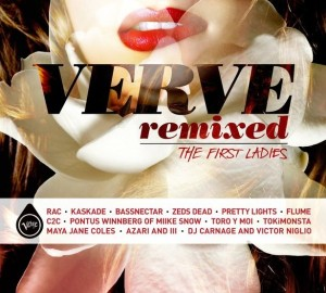 Listen to This.  The Verve Remixed.  First Ladies.