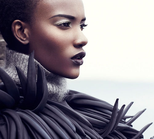 african models superselected black fashion magazine
