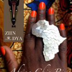 Buy This. Africa Chic Ring by Ziindaya.