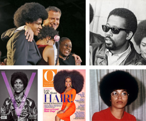 The Natural Hair Movement.  The Times is On It.