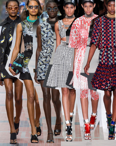 Afrofuturism And Its Influence For The Spring 2014 Season Superselected Black Fashion