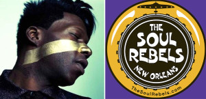 Listen to This.  Big Freedia.  Soul Rebels.  Get Lucky.
