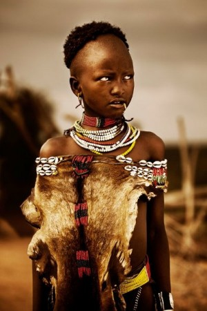 World Travels.  Omo Valley. Ethiopia.  Diego Arroyo.