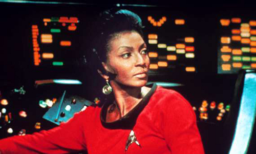 Nichelle Nichols, Lt Uhura