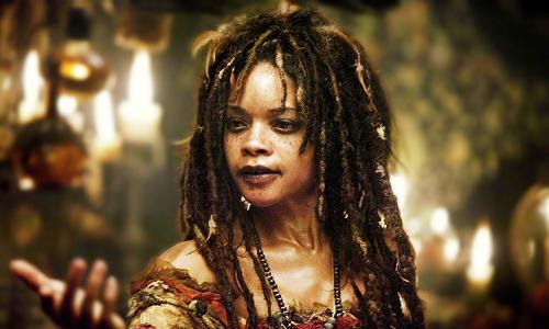 Tia Dalma, Pirates of the Caribbean Costume