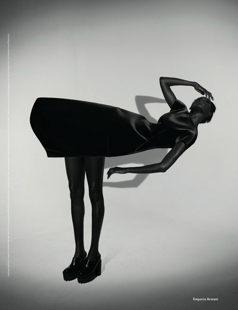 Black Fashion Models, Kinee Diouf