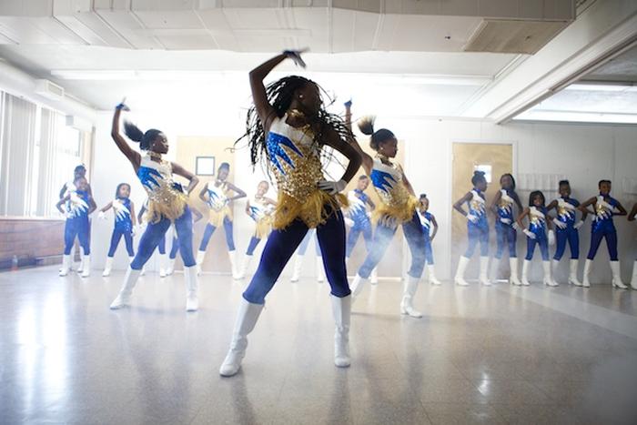 Q-Kidz Dance Team, Cincinnati Ohio, Rookie Magazine
