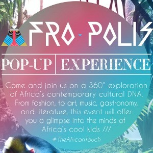 afro-polis pop up shop