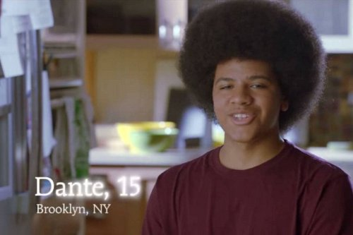 Dante de Blasio, Natural Hair, Afros, Bill de Blasio, New York City Mayor
