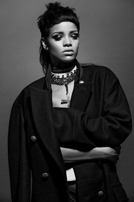 Rihanna, 032c Magazine, Inez & Vinoodh