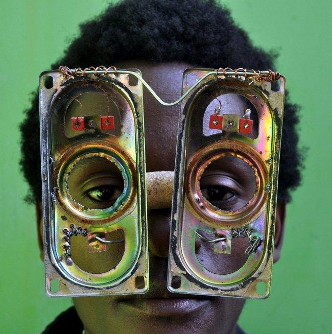 C-Stunners, C. Kabiru, Kenyan Artists, Black Contemporary Artists
