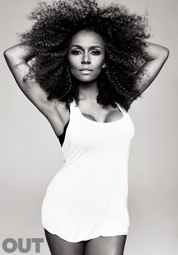 Janet Mock, Out Magazine, OUT100