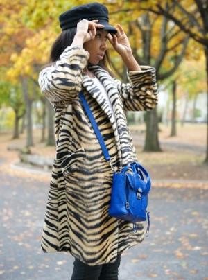 Street Fashion.  Meow.