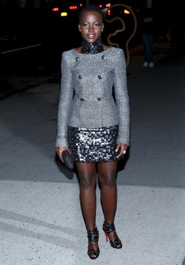 Lupita Nyong'O, Chanel Couture