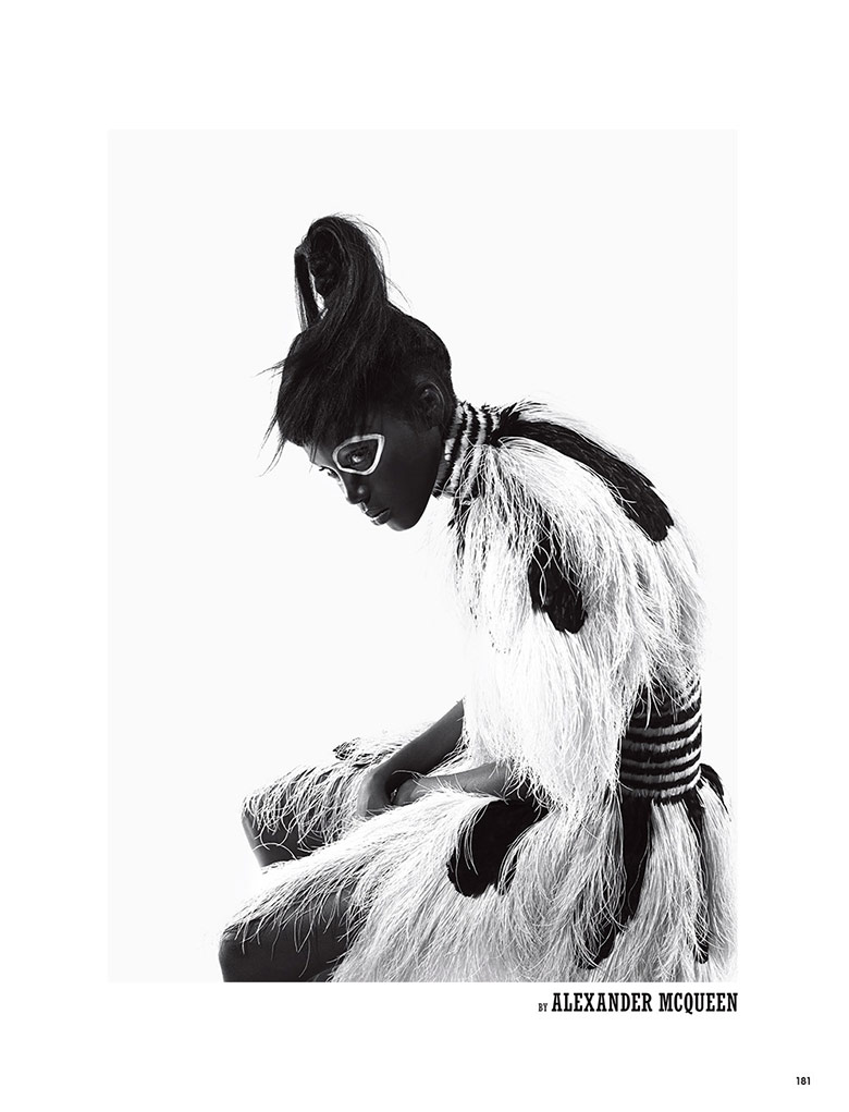 10 Magazine, Eric Nehr, Black Fashion Models