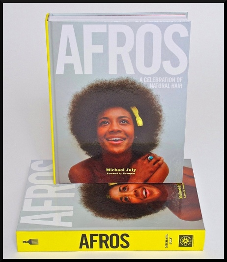 Afros, Book, Black Hair