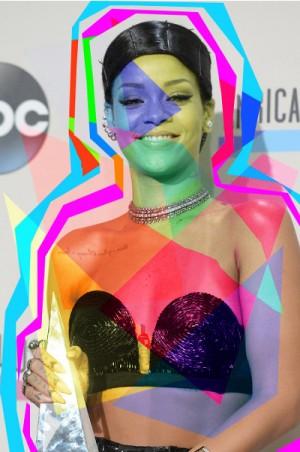 Week in Review.  Rihanna.  Amber.  Haiti.  Seth. James.  The N-word.