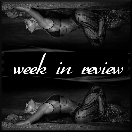 week in review, superselected