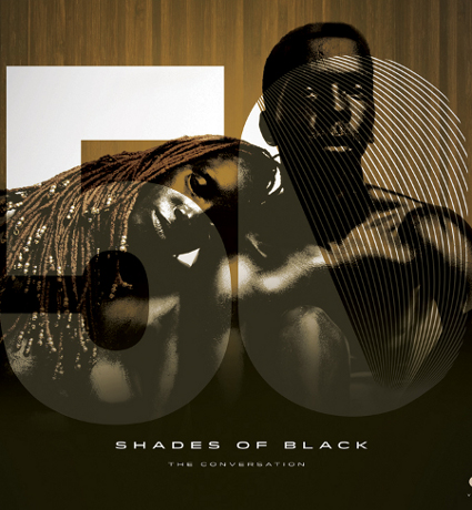 50 shades of black Carlton Mackey