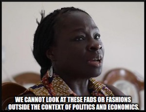Documentaries.  Beauty Is. On Beauty, from a Pan African Perspective.