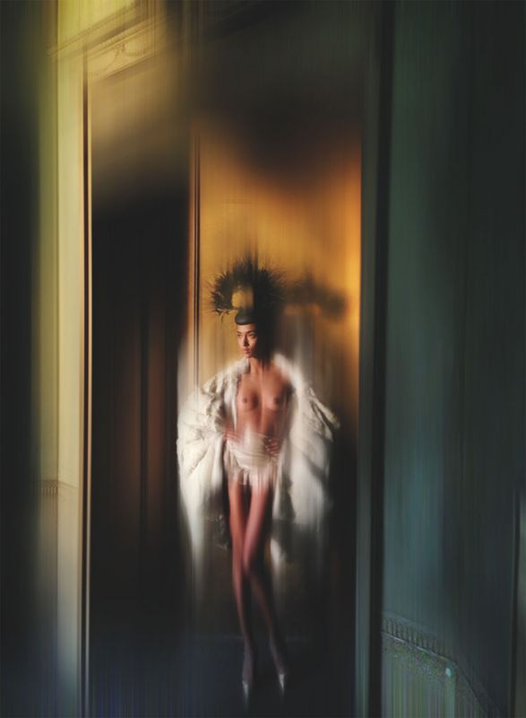 Anais Mali, V Magazine, Nick Knight