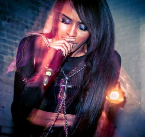 "Listen to This.  Angel Haze Covers Beyonce's ""Drunk in Love""."