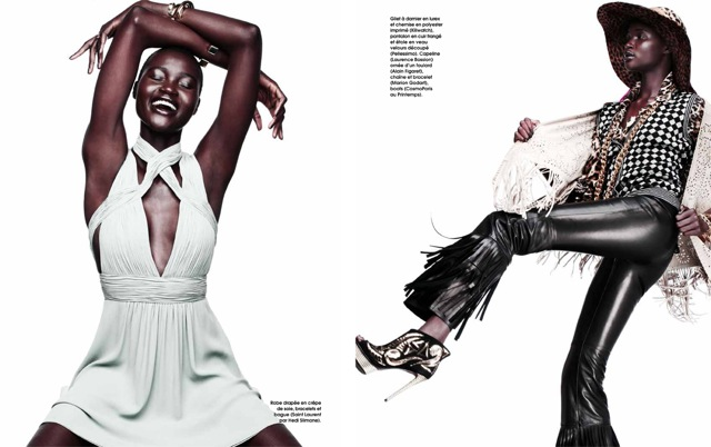 Ataui Deng, African Fashion Models, Black fashion Models, Jacob Sadrak