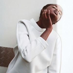 Editorials.  Duckie.  Meet the Model. Oyster Magazine. by Dakota Gordon.