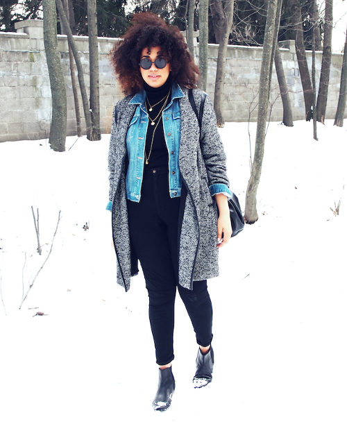 Franceta Johnson, Black Fashion Bloggers