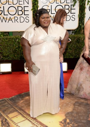 Gabourey Sidibe's Treatment is Proof that Black Women Need Fat Acceptance Too.