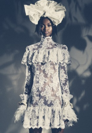 Lookbooks.  Aguanile by  J. Urquiaga.  Inspired by Santeria.