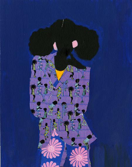 Jamilla Okubo, Black Contemporary Artists
