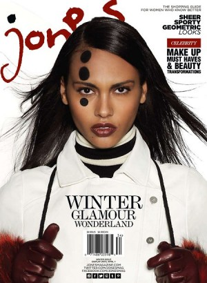 Editorials.  Jayden Robinson.  Yaris Cedano.  Jones Magazine.